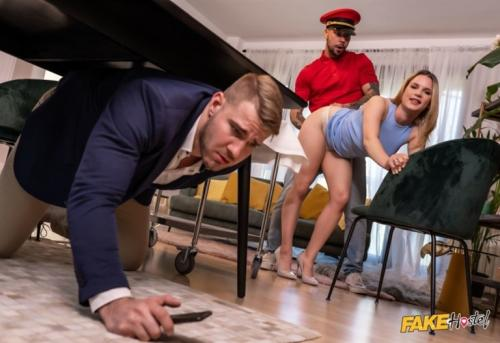 Katarina Rina - Sneaky Room Service 1080p