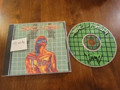 Syco Fish - Therapy (1994) [FLAC] Download