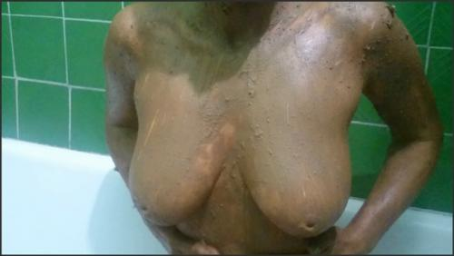 Extreme From Brown wife – Totally covered in shit (FHD-1080p)
