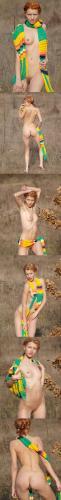 Met-Art MA 20081213 - Rebecca C - Presenting - by Ingret - idols