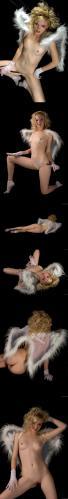Met-Art MA 20080509 - Elen B - Angelin - by Elena RayReal Street Angels