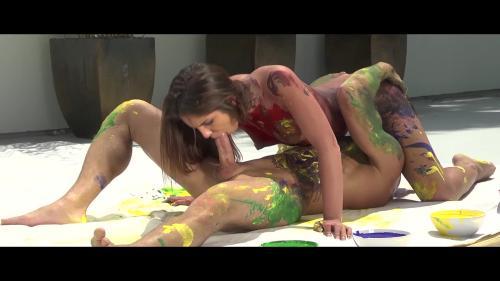 SexArt - E26-2012-03-05-The-Expressionist Giselle-Leon--William-Corazon-1080 - Girlsdelta