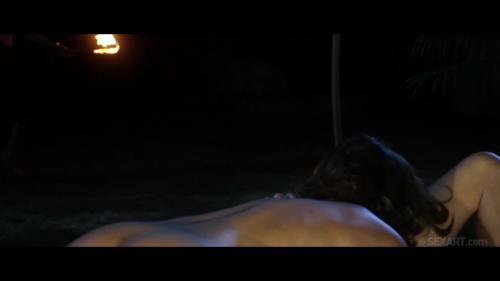 SexArt - E48-2012-07-19-Fire-Dance Jessie-Andrews--Malena-Morgan-1080